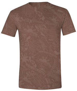"""Movement"" Filipino Shirt - Men"