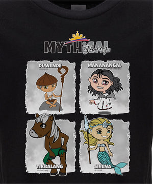 Philippine Mythical Creatures Shirt - Youth - Series 1