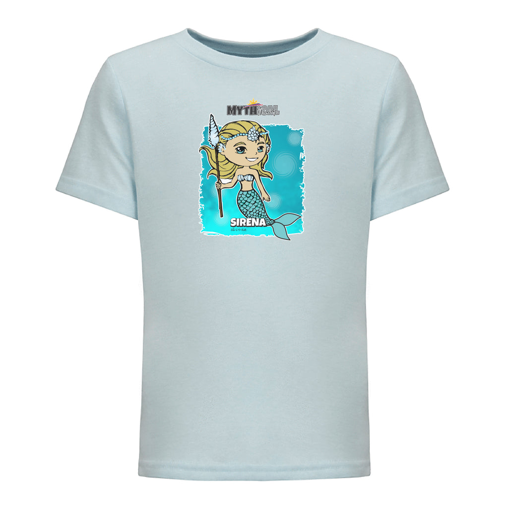 Philippine Mythical Creatures Shirt - Youth - Sirena