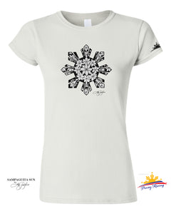 Sampaguita Sun Shirt - Women