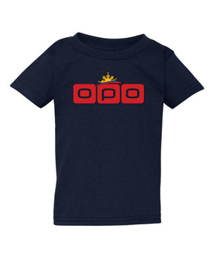 """Opo"" Shirt - Toddler - Style T10Red"
