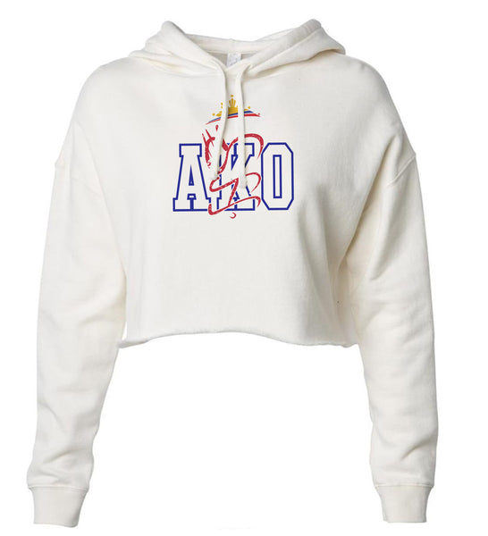Hooded Crop Top - Women - AKO