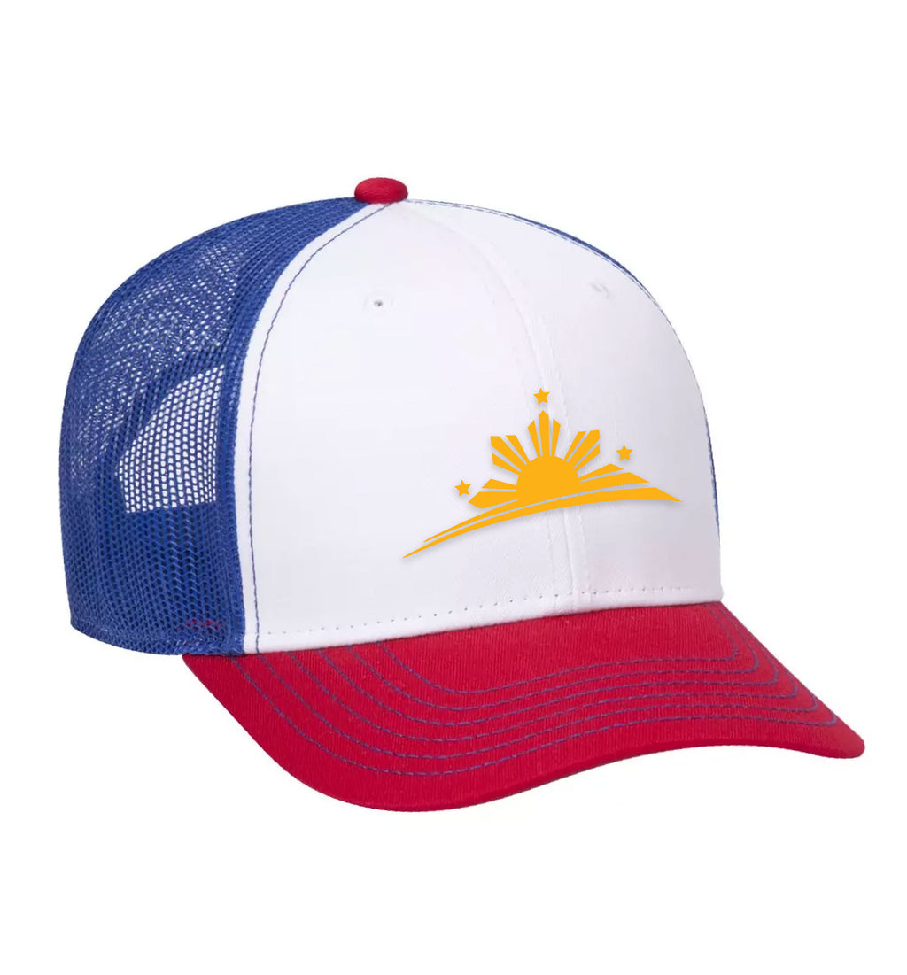 Filipino Hat Cap by Pinoy Rising