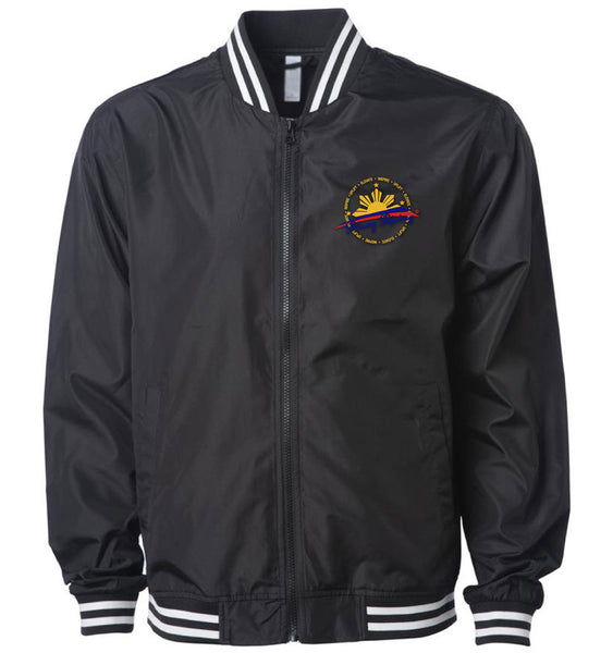 Lightweight Bomber Filipino Jacket