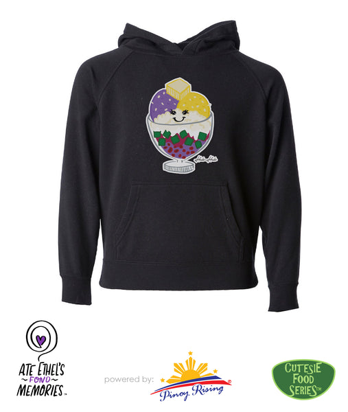 Filipino Toddler Hoodie - Halo-Halo - by Pinoy Rising in collab with Ethel's Fond Memories