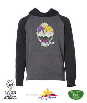 Filipino Youth Hoodie - Halo-Halo - by Pinoy Rising in collab with Ethel's Fond Memories