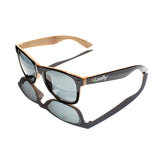 Leafly Wood Panel Sunglasses - Leafly Store