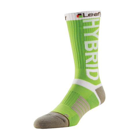 Leafly Hybrid Athletic Crew Socks - Leafly Store