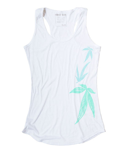 Women's Leaf(ly) Tank Top - Leafly Store