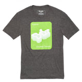 Leafly Unisex Grey Double Dream Strain Graphic T-Shirt - Leafly Store