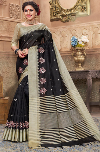 Triveni pure Silk Sarees for festivals and events