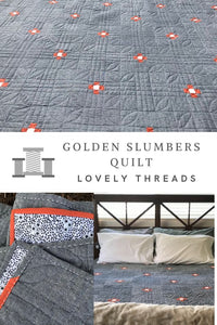 Golden Slumbers PDF Pattern