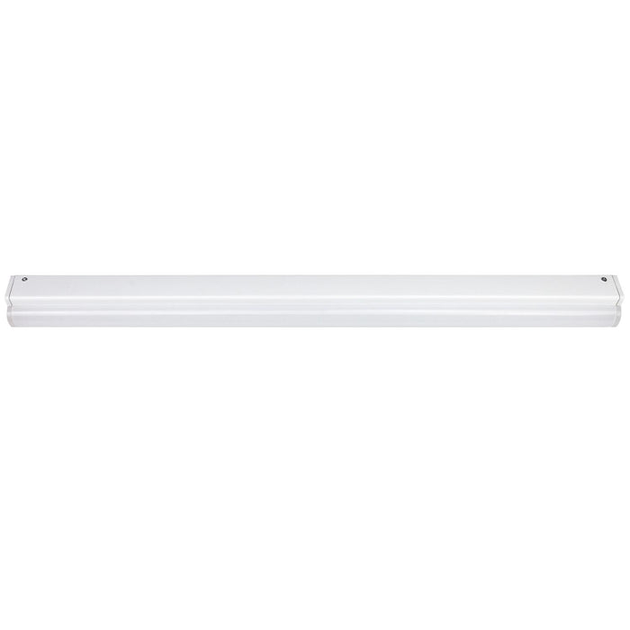 Sunlite 4 Foot one light Economy Channel LED Fixture