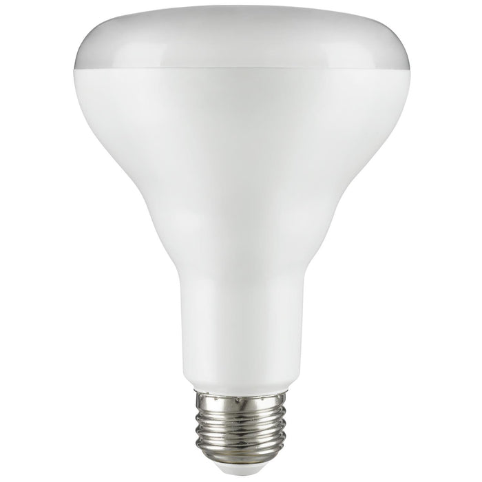 Sunlite LED BR30 Reflector 9W (65W Equivalent) Light Bulb Medium (E26) Base, Cool White