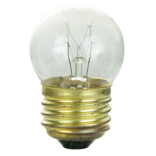 10 Watt S11 Indicator, Intermediate Base, Clear