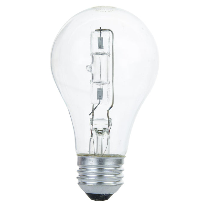 Sunlite 28 Watt, A Type, Medium Base, Clear