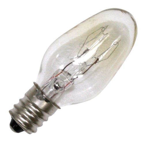 Sylvania 13636 - 10C7/CL 120V Night Light Bulb