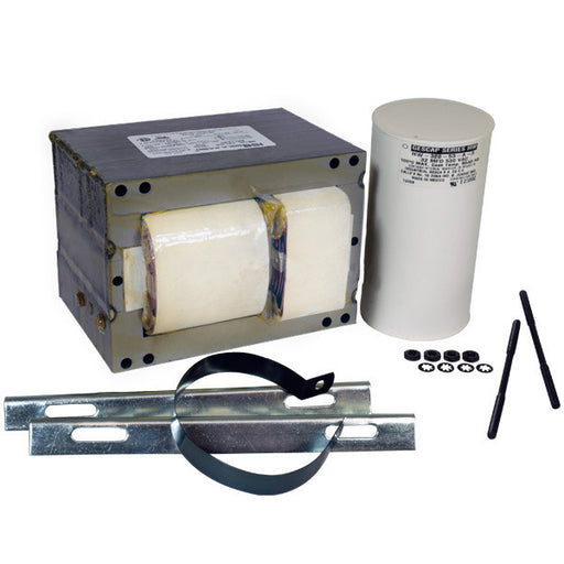 Advance 71A6051-001D - 400 Watt - Metal Halide Ballast ANSI M59 - 5 Tap - Power Factor 90% - Max. Temp. Rating 221 Deg. F - Includes Dry Capacitor and Bracket Kit