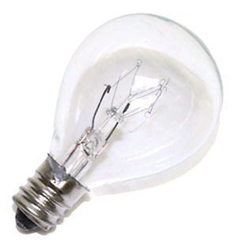 Appliance Bulb,15w,Clear