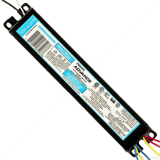 Advance Centium ICN-2S110-SC (2) Lamp - F96T12/HO - 120/277 Volt - Rapid Start - 0.89 Ballast Factor