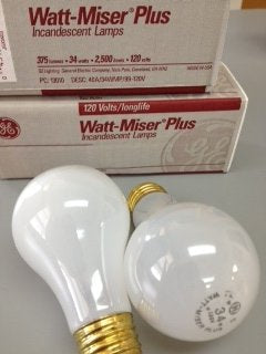 GE 13010 34 Watt A19 Watt-Miser Plus 120 Volt