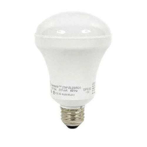 GE 12273 - EL23/R25/WW Flood Screw Base Compact Fluorescent Light Bulb