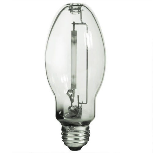GE 13250 - LU100 - HPS - 100 Watt Lucalox - High Pressure Sodium - ANSI S54 - Medium Base - LU100/MED