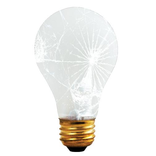 BULBRITE INCANDESCENT A19 MEDIUM SCREW (E26) 75W DIMMABLE LIGHT BULB 2700K/WARM WHITE 12PK (108075)