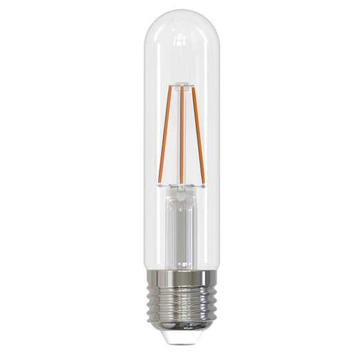 BULBRITE LED T9 MEDIUM SCREW (E26) 5W DIMMABLE CLEAR LIGHT BULB 3000K/SOFT WHITE LIGHT 40W EQUIVALENT 2PK (776892)