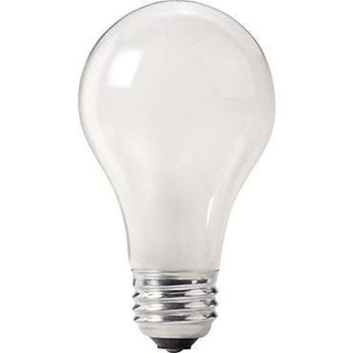 Philips 37465-2 40A 40w 120v A19 Frost Standard A-Shape Incandescent Lamp