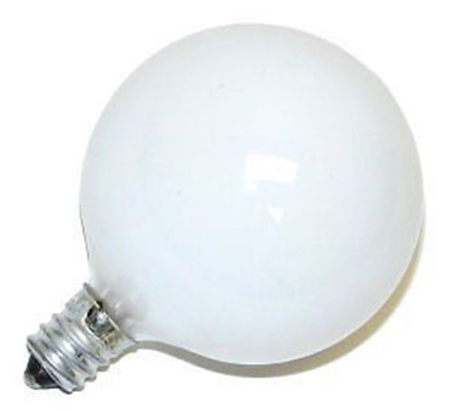 Philips 167007 - BC60G16.5C/W/LL G16 5 Decor Globe Light Bulb