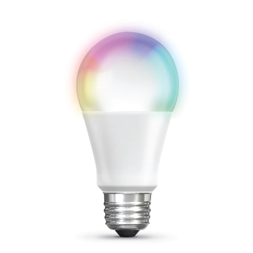 60 Watt Equivalent Color Changing & Tunable White Apple HomeKit Smart Bulb