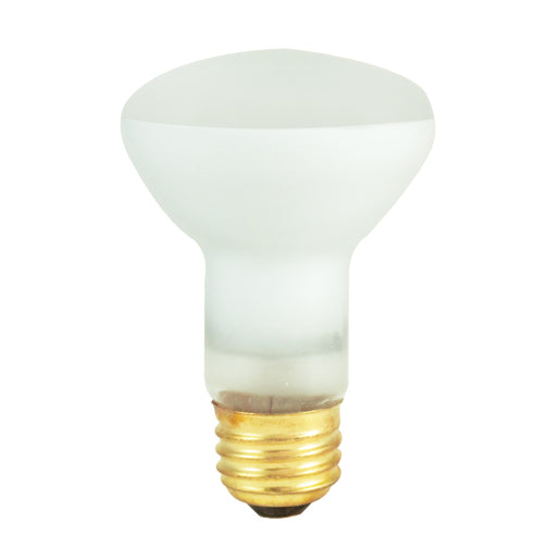 Bulbrite 30R20FL2 30 Watt Incandescent R20 Reflector, Medium Base, Flood, Clear
