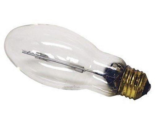 GE 22158 MXR70/U/MED 70 Watt Multi-Vapor PulseArc Quartz Metal Halide Lamp, Clear
