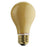 Bulbrite 60A/YB 60 Watt Incandescent A19 Outdoor Bug Light, Medium Base, Yellow