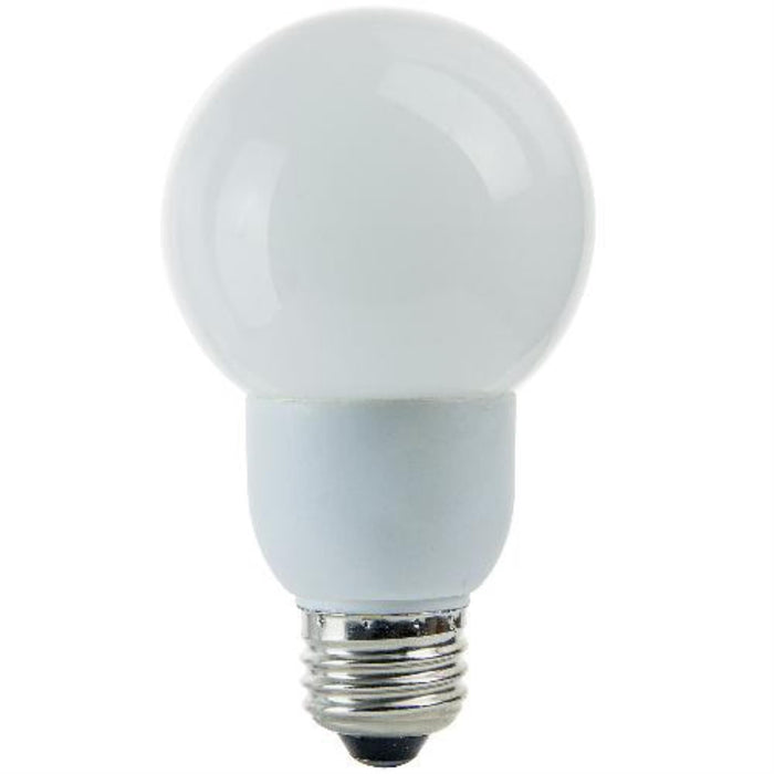 Sunlite 7 Watt Globe Warm White Medium Base CFL Light Bulb