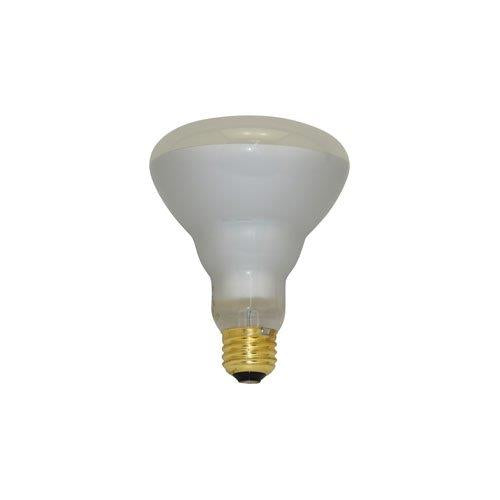Bulbrite 65BR30SP3 65 Watt Incandescent BR30 Reflector, Spot, Medium Base, Clear