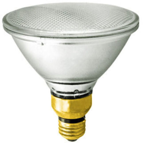 250 Watt - PAR38 - Medium Flood Halogen - Quartzline - 4,000 Life Hours - 3,600 Lumens - 120 Volt - GE 23718
