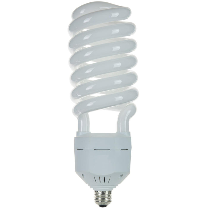 Sunlite 105 Watt High Wattage Spiral, Mogul Base, Cool White