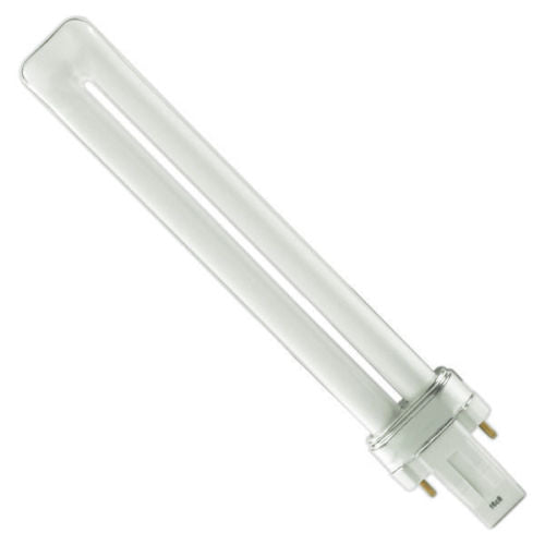 SYLVANIA 21133 - CF13DS/830/ECO 13 Watt - 2 Pin GX23 Base - 3000K - CFL
