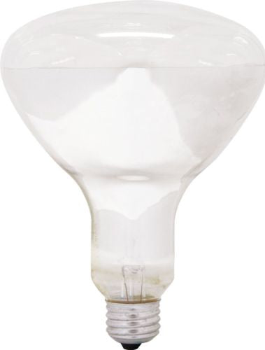 GE 14016-6 65 Watt Floodlight BR40 Light Bulb, Soft White