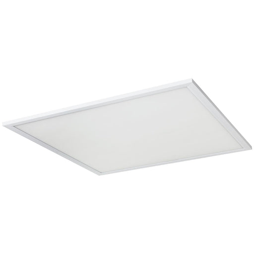 Sunlite 1x1 Foot LED Lay-in Light Panel Fixture, 15 Watts, Color Tunable (35K/40K/50K), 120/277 Volt, Dimmable, White Finish, 50,000 Hour Life Span, ETL Listed
