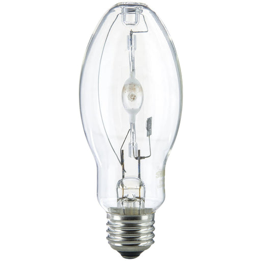 Sunlite 100 Watt Metal Halide, Medium Base, Pulse Start, Uncoated