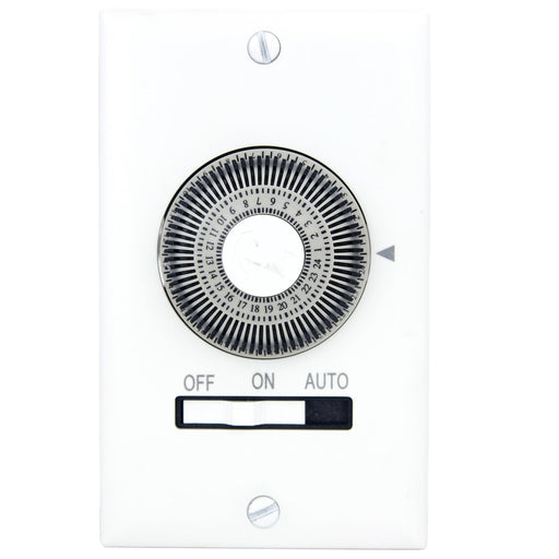 Sunlite T600 24 Hour Manual In-Wall Timer