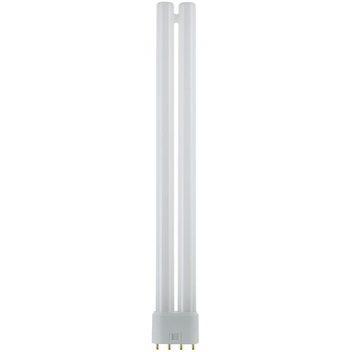 Sunlite 24 Watt FT 4-Pin Twin Tube, 2G11 Base, Cool White