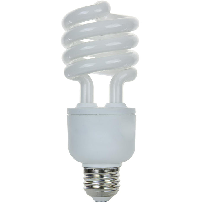 Sunlite 20 Watt Dimmable Spiral, Medium Base, Warm White