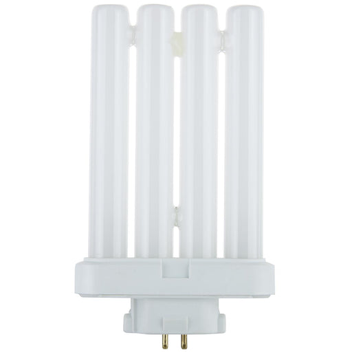 Sunlite 27 Watt FML 4-Pin Quad Tube, GX10Q-4 Base, Warm White