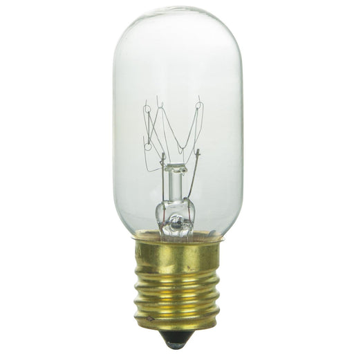 Sunlite 40 Watt T8 Tubular, Intermediate Base, Clear
