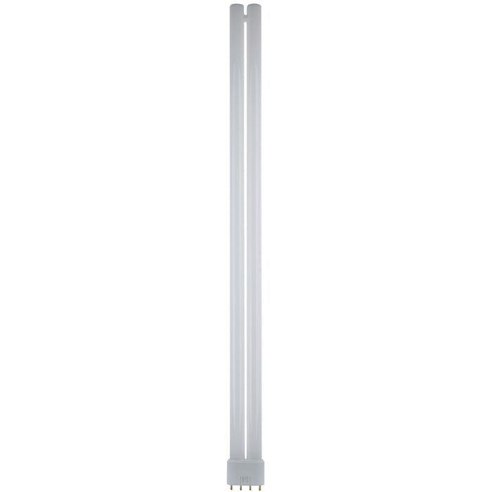 Sunlite 50 Watt FT 4-Pin Twin Tube, 2G11 Base, Cool White