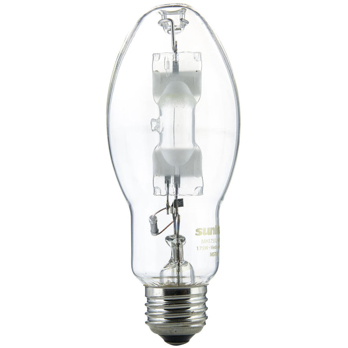 Sunlite 175 Watt Metal Halide, Medium Base, Uncoated
